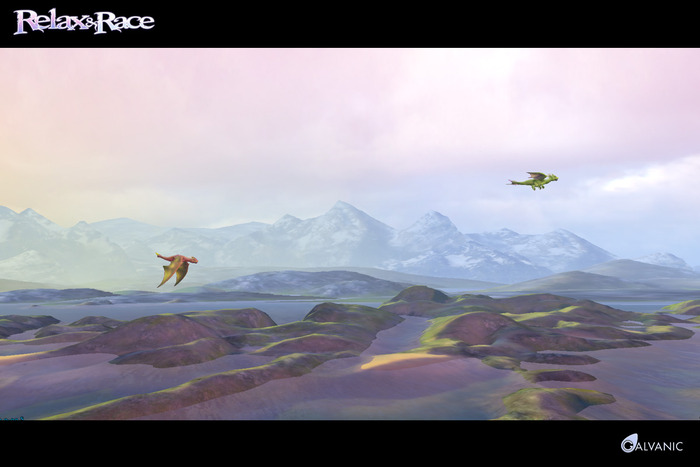 Relax & Race Screen Grab #2