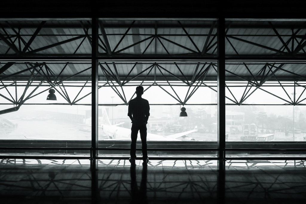 Stress When Flying - Delayed Flights - The Pip