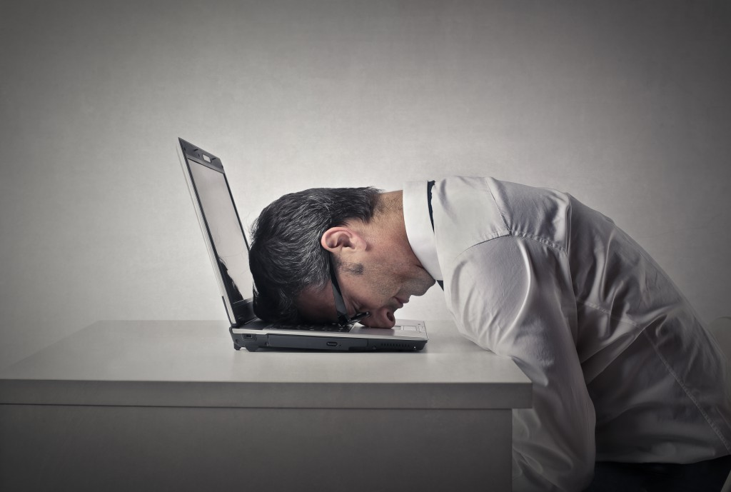 How do you stop being so burned out at work?